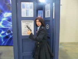 Captain Jacklyn Harkness - Doctor Who / Torchwood by Dusha-Soul