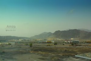 Fujairah mountains 9 by amirajuli