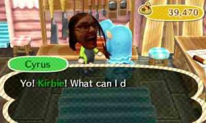 animal crossing new leaf diary i visit with cyrus! by chappy-rukia