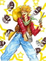 Hiruma Eyeshield 21 by meomeoow