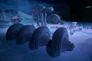 Battle of Hoth by tarynsgate