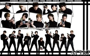 super junior acha by marilau1234
