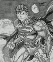 The Man Of Steel by Caedus6685