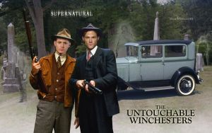 Untouchable Winchesters Color by macfran