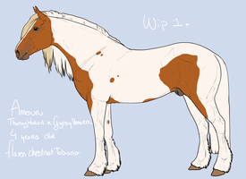 Ref Amour -Wip 1- by BH-Stables