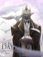 LOL_The big Day - Swain by beanbean1988