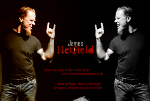 mr. Hetfield by ladykuolema