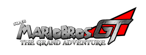 Super Mario Bros GT The Grand Adventure Logo by KingAsylus91