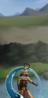 The River Sings by Spesiria