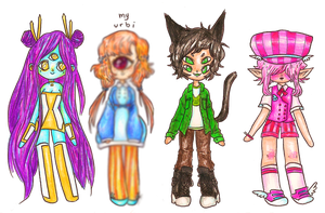 ++eye see  point adoptables [cloooosed fast wow]++ by bearkind