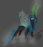 Chrysalis Painting thing by TheAllyGLaDOS