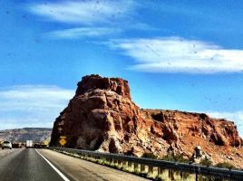 Driving Through Arizona by TheGerm84