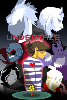 Undertale by Rontra
