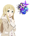 Winter Tsumugi Kotobuki Render by MayMugiLee
