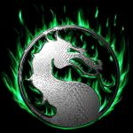 Chrome Fire Dragon by osx-mkx