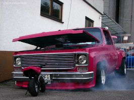 chevy pu by AmericanMuscle