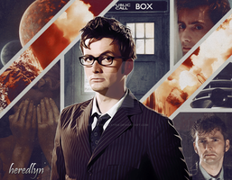 10th Doctor by Heredlyn-valkyrie