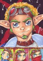 Jak Through The Ages by KeyshaKitty