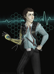 Tales From The Borderlands - Rhys by Imagenarium