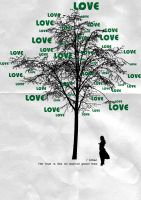 Love tree by loonyworld