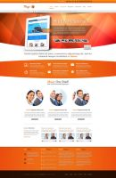 Mayo wordpress theme by azhartdesign