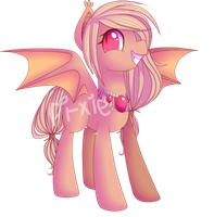 Batpony Adopt Auction 2 (OPEN) by Pi-xie