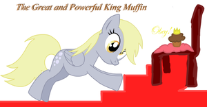 The Great and Powerful King Mu by unreeal