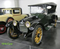 16 Ford by zypherion