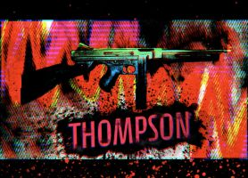 Pop Thompson by montia
