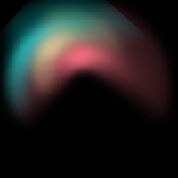 Radial Blur colors by BieberSays