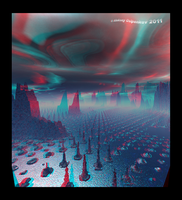 Protrubrences Anaglyph 3D by Osipenkov