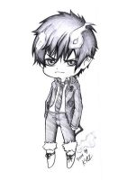 Ao No Exorcist :chibi: by Panda-Prodigy