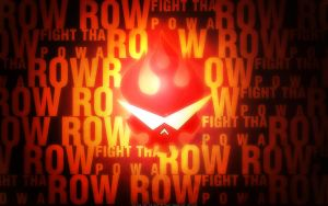 ROW ROW FIGHT THA POWA by OhHeyItsSK