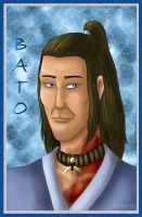 Bato of the Water Tribe by Corad