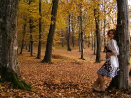 L'automne III by Happy-And-Freaky-Gir