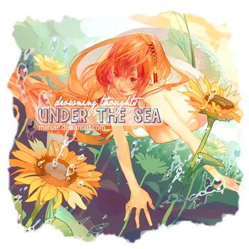 Under the sea by MiinJae