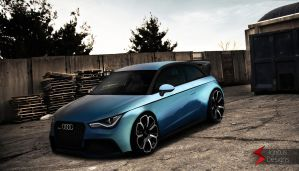 Audi A1 By Igniyus Designs by Slbamm