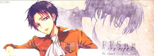 FFSng Banner Ft. Levi by chrisjhon088
