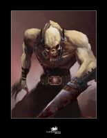undead by gabos