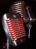 SHURE 51 MICROPHONE by uncledave