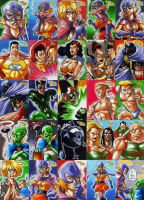 The Pro - Sketch Card set by eisu