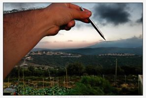The Creation of Reality by gilad