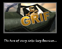 Grif by ProfessorNature