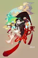 Witchsona by shilin