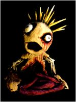 Gore Puppet 3 by DarylHobsonArtwork