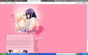 Layout - Pocky Kiss by Diversus-site