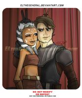 Photobooth Sabotage CLONE WARS by ElTheGeneral