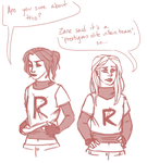Team... Rocket? by RandomPedestrian