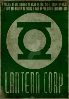 Green Lantern Corp by JimOfRapture