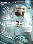Flyer design for night club by duelx24